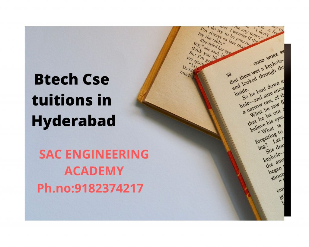 B tech cse tuitions in hyderabad